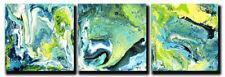 GEMÄLDE abstrakt Bild ORIGINAL Kunst FLUID painting modern MALEREI XL Acryl NEU