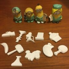 Despicable Me 2 Operation Game Replacement 11 Pieces 4 Minions Complete