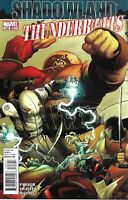 Thunderbolts Comic Issue 148 Modern Age First Print 2010 Parker Shalvey Martin