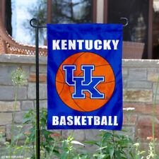 Kentucky UK Wildcats Basketball Garden Flag and Yard Banner