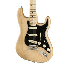 Fender American Pro Stratocaster, Natural, Maple Neck (NEW)