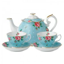 Royal Albert Polka Blue Tea For Two - RRP $399.00