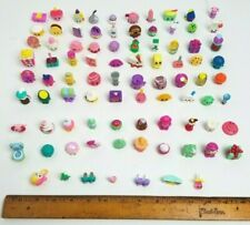 Huge 88 Different Pieces Mini Figures Shopkins lot