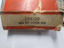 Genuine Briggs & Stratton piston rings 292100