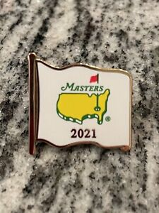 2021 Masters Tournament Augusta National Golf Club EMPLOYEE Pin VERY RARE. NeW