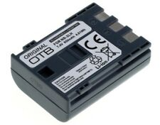 AKKU NB-2L für CANON Powershot G7 G9 S70 S80 Digital Kamera Accu NB-2LH Batterie
