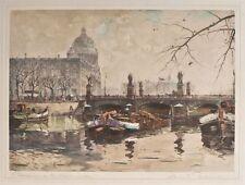 Reinhard Bartsch - Berliner Stadtschloss - Grafik - o. J.
