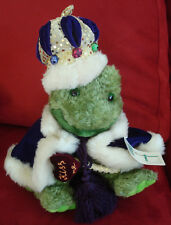 NWT First & Main stuffed animal Frog Prince