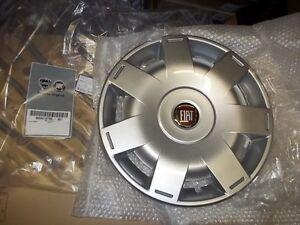 Genuine Fiat Scudo 2007-2012 Wheel Trim - ONE Only - 9665210780