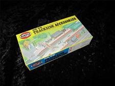 AIRFIX HO/OO MODEL RAILWAY KIT TRACKSIDE ACCESSORIES Unmade in Type 6 Box