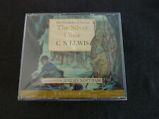 THE CHRONICLES OF NARNIA THE SILVER CHAIR RARE NEW SEALED 5 X CD! C.S. LEWIS