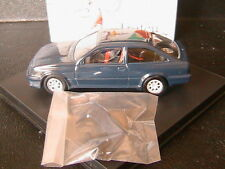 FORD SIERRA COSWORTH RALLY PLAIN BODY DARK BLUE TROFEU 113 1/43 LEFT HAND DRIVE