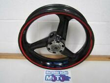 Cerchio anteriore usato Ducati Monster 600 anno 2001 2002 leggermente storto
