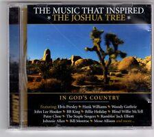 (GQ272) The Joshua Tree, 24 tracks various artists - 2003 - Uncut CD