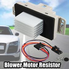 for Chevrolet Silverado 1500 2500 Escalade GMC Heater Blower Motor Resistor