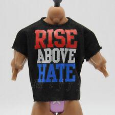 JOHN CENA Black nexus T- Shirt WWE Mattel Elite for Wrestling Figures