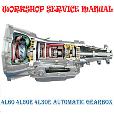 VN VR VS VT VX VY 4L60 4L60E 4L30E AUTO GEARBOX WORKSHOP MANUAL (DIGITAL e-COPY)