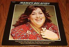MAMA CASS ELLIOT MAMA'S BIG ONES ~ THE BEST OF MAMA CASS ORIGINAL LP 1980