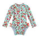 Girls Baby Kids Swimsuit 1 Piece Sun Safe Swimsuit Beach Swimming Costume UV 50
