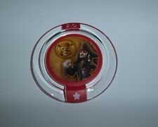 Disney Infinity 2.0 Originals Power Disc Cursed Pirate Gold Costume Jack Sparrow