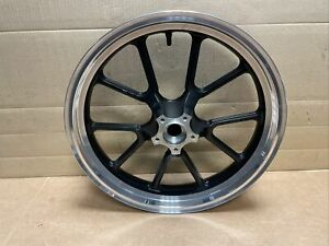 Harley Davidson 18x3.50 Front Wheel Cast 5-Spoke Sportster 883 Superlow 43689-11