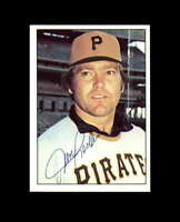 Jim Rooker Hand Signed 1975 SSPC Pittsburgh Pirates Autograph