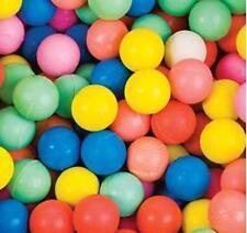 """(50) HI BOUNCE SOLID COLOR BALLS SUPER HIGH BOUNCE BALL 27mm 1"""" Vending #AA63"""