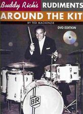 Buddy Rich's Rudiments Around the Kit, Paperback by Mackenzie, Ted; Rich, Bud...