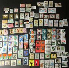 China, PRC, Single Stamps,sets of 2,3,&4-Pristine  MNH