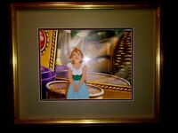 THUMBELINA 16FLD DON BLUTH STUDIOS PRODUCTION CEL ON BLUTH COPY BG, MINT, FRAMED