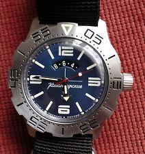 Wrist Auto Mechanical Watch VOSTOK KOMANDIRSKIE Commander Mens Fashion 350669