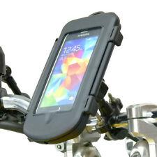 Soportes Samsung color principal negro para teléfonos móviles y PDAs