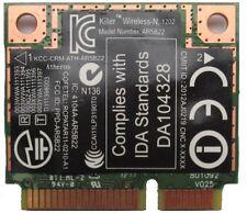 + Original Killer Wireless 1202 WLAN 300 Mbit/s+Bluetooth 4.0 Mini PCIe AR5B22 +