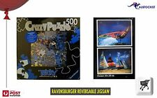 Ravensburger Crazy Puzzle Double Sided 2 in1 Jigsaw - Windsurfing Artworks BNIB