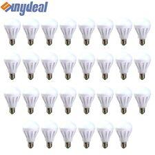 75 Watt Equivalent E27 9W LED Light Bulb Soft White 6500K 1500Lm Daylight