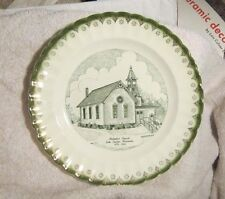 Methodist Church Lake Benton MN plate 1954 Keech Snell Stockdell Hamilton