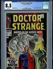 Doctor Strange #169 CGC 8.5 Marvel Comics 1968 1st Dr. Strange K9/27