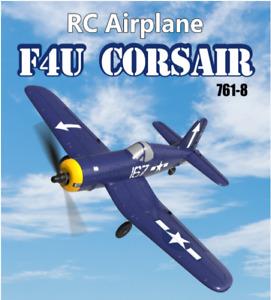 Eachine F4U EPP Mini 400mm 2.4G 6-Axis Gyro 1 key Aerobatic Military RC Airplane