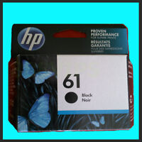 "Genuine hp 61 black ink cartridge ch561wn NEW in BOX ""Fast Shipping"""