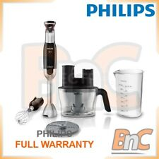 Handheld Philips Blender HR1677 / 90 800W Turbo Electric Mixer Smoothie Maker