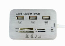 Multi-card Reader Combo for Mini ipad4 TF SD MS M2 For Camera With USB 2.0 HUB