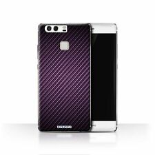 Étuis, housses et coques en fibre de carbone pour téléphone mobile et assistant personnel (PDA) Huawei