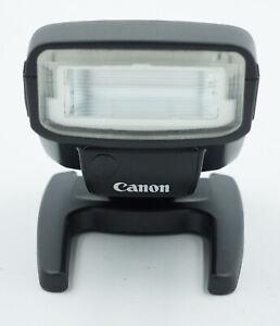 Canon Speedlite 270EX II Compact Shoe Mount Flash Works w/ Pouch #943