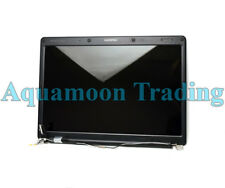 HP Compaq Presario F700 Widescreen Glossy LCD Display Lid Hinge Module Cables