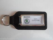 Skoda Yeti Outdoor Key Ring