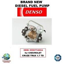 DENSO BRAND NEW DIESEL FUEL PUMP FEO: 55567740CA for CHEVROLET CRUZE TRAX 1.7 TD