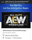 %23AEW+Special+Thanksgiving+Eve+%23Dynamite+%26+%23Rampage+Taping+In+Chicago%21+%23CMPunk