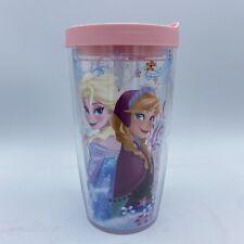 Disney Insulated Cups Frozen Anna Elsa 10oz Tervis Hot Cold
