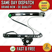 BMW E46 3 SERIES 98>05 FRONT LEFT PASSENGER SIDE ELECTRIC WINDOW REGULATOR MOTOR