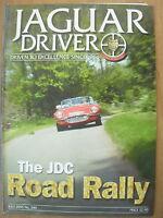 JAGUAR DRIVER MAGAZINE No 540 JULY 2005 THE DRIVERS CLUB ROAD RALLY